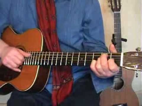 Play simple Delta blues-style riffs in the key of E