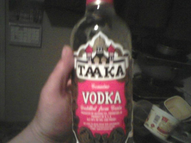 Vodka 100 it is 100 Proof Vodka