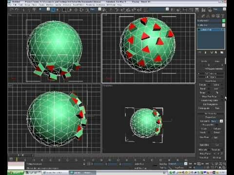 Model a mace for beginners in 3ds Max - Part 2 of 2