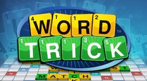 Have you played Word Trick? You might just love it...