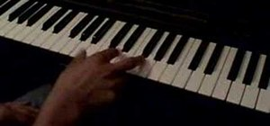 Play salsa piano