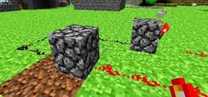 Use redstone as a timer, trigger and fuse in Minecraft