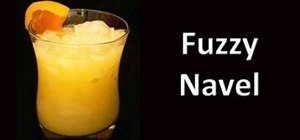 Make a delicious Fuzzy Navel