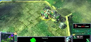 Stop a Zerg baneling bust as a Terran in StarCraft 2: Wings of Liberty
