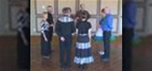 Square dance a Defines Heads, Sides, Positions 1,2,3,4