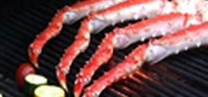 Cook crab legs