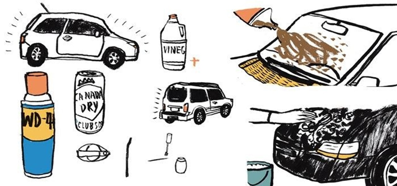 9 diy tricks for cleaning your car the secret yumiverse How to keep your car exterior clean