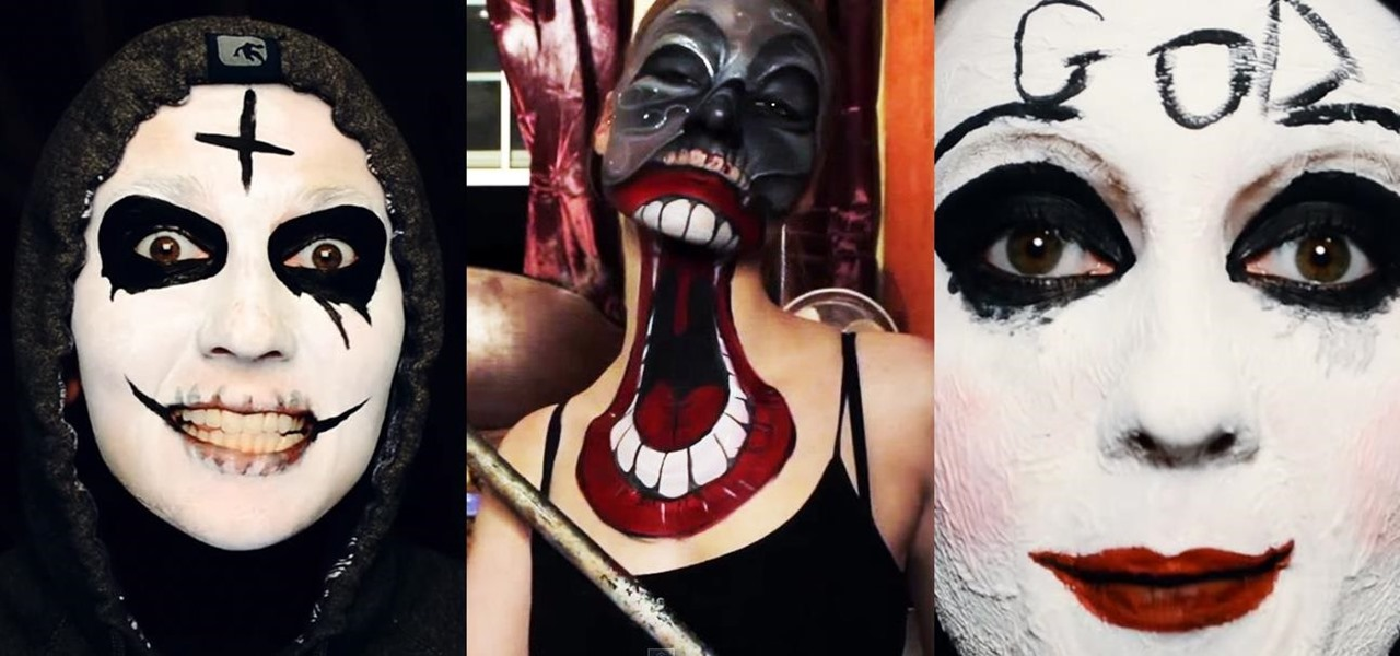 The Purge Is Coming This Halloween (DIY Makeup Masks for Total Anarchy)
