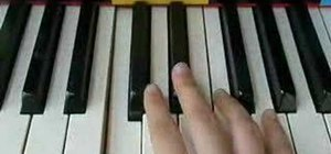 "Play ""Wind"" by Naruto on piano"