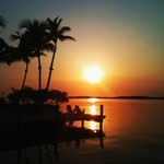 Instagram Challenge: Sunset in the Keys