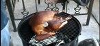 How to Smoke a turkey with Weber Smokey Mountain Cooker