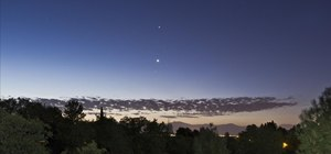 Jupiter and Venus Rising Before the Sun