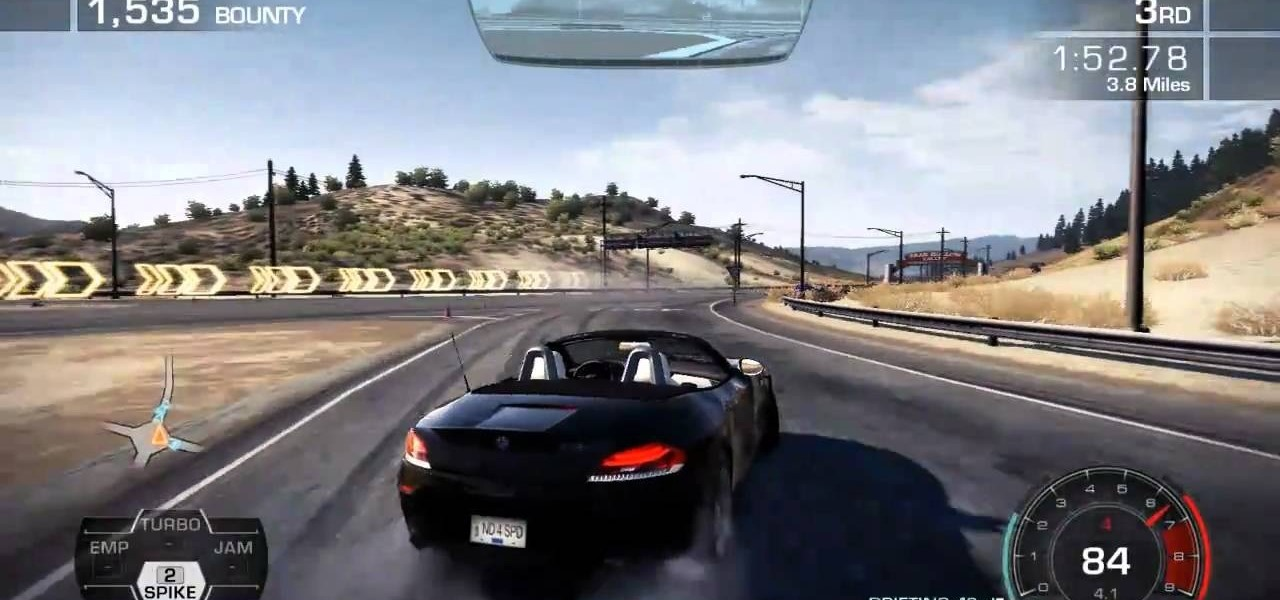 How To Play The Breach Of The Peace Mission In Need For Speed Hot