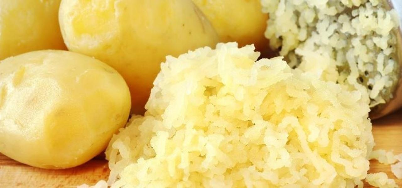 The Potato Ricer Is a Multipurpose Marvel