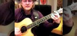 "Play ""Summer of '69"" by Bryan Adams on acoustic guitar"