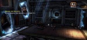 Walkthrough God of War III — Portal Puzzle