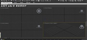 Use the Quicksilver Hardware renderer in Autodesk 3ds Max 2011