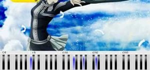 "Play the song ""Musician"" from the anime series D.Gray-Man on piano"