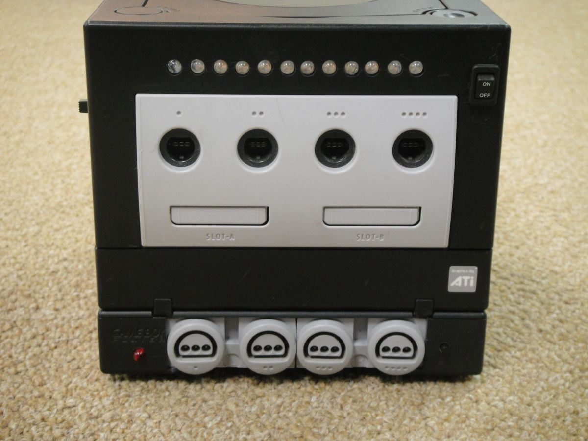 How to Combine a GameCube and N64 into One Awesome Hybrid Gaming Console