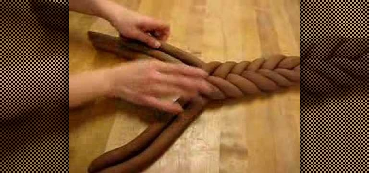 How To Braid A 5 Strand Bread 171 Breadmaking