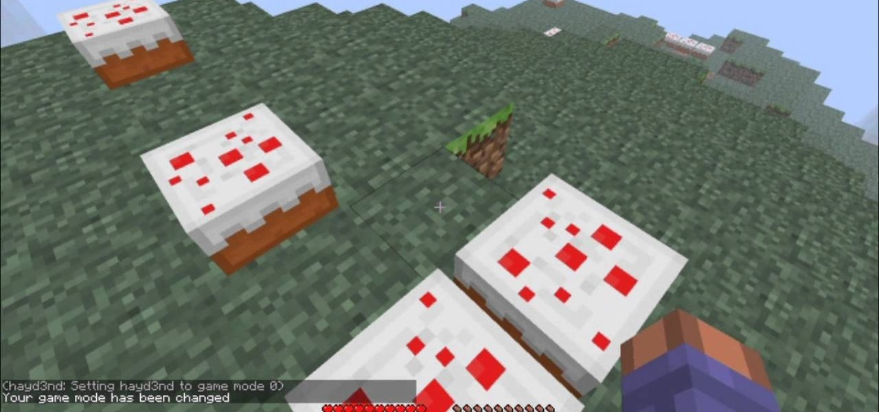 MINECRAFT CHEATS FOR SURVIVAL MODE