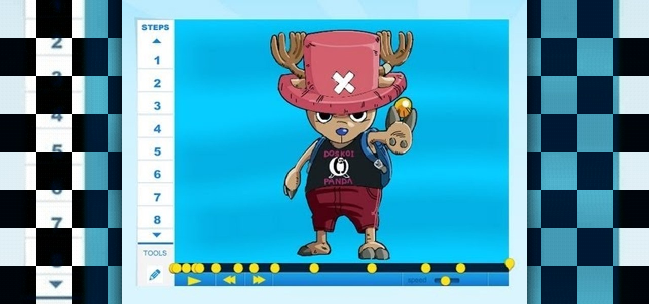 Draw Tony Tony Chopper (One Piece)