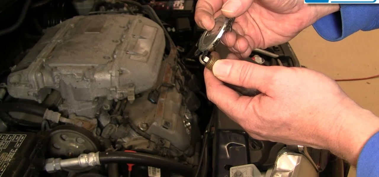 Replace Spark Plugs on a 99-04 Honda Odyssey