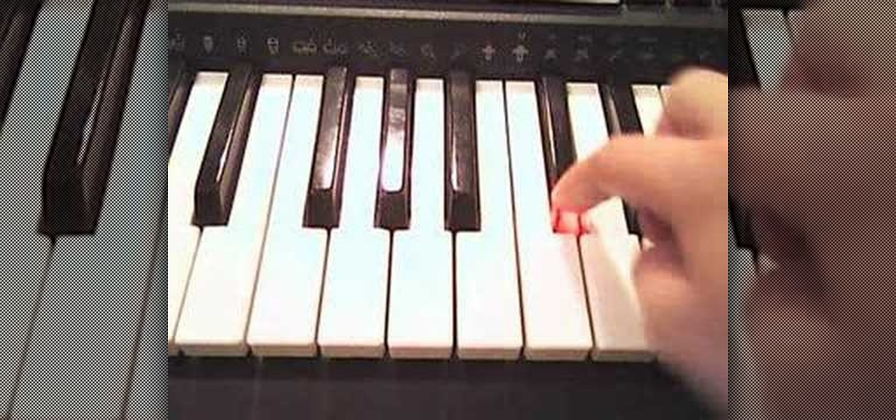 How To Play Final Countdown On A Piano Piano Keyboard