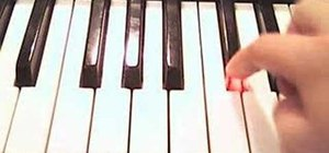 "Play ""Final Countdown"" on a piano"