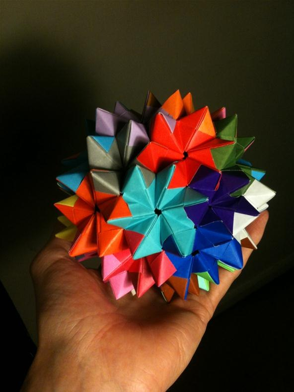 Math craft monday community submissions plus how to make escheresque