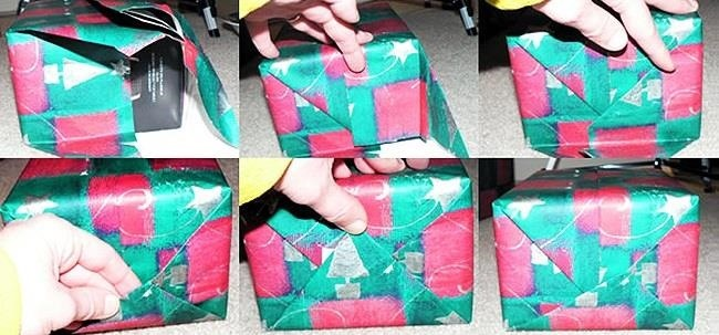 No More Tape? Use These Tapeless Gift-Wrap Hacks on Last-Minute Christmas Presents
