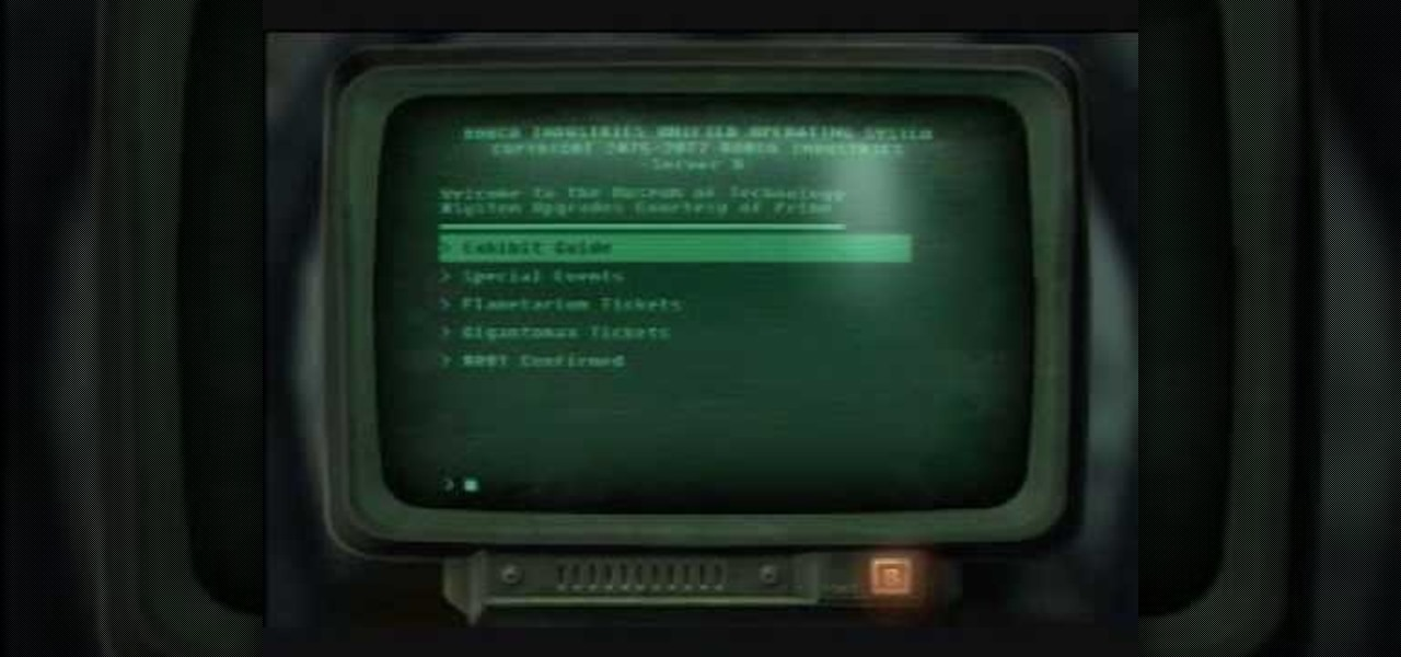 How To Find The Xuanlong Assault Rifle In Fallout 3