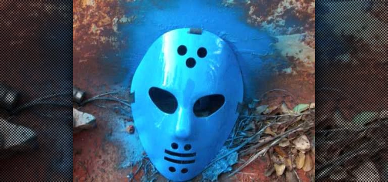 How To Make Deuce S Mask From Hollywood Undead 171 Costuming