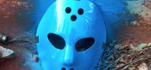 Make Deuce's mask from Hollywood Undead