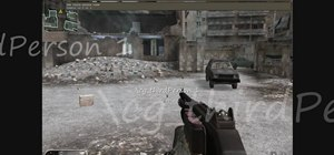 Use console commands when playing Call of Duty 4