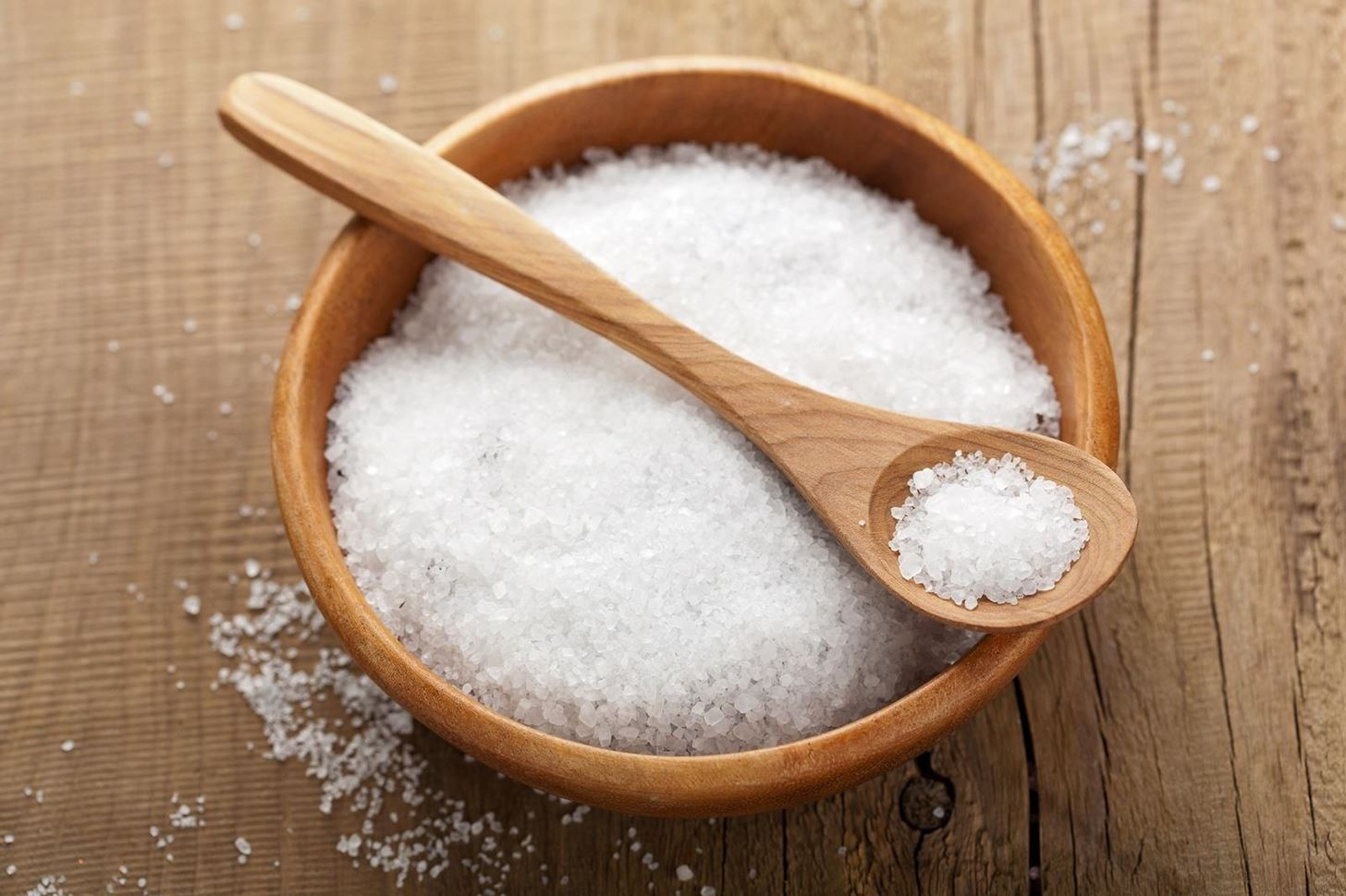 why you should be using fleur de sel instead regular table salt plus fake it.w1456 - FLOWER SEA SALT NATURAL