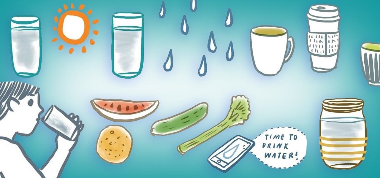 7 Ways to Make Sure You're Staying Hydrated All Day Long