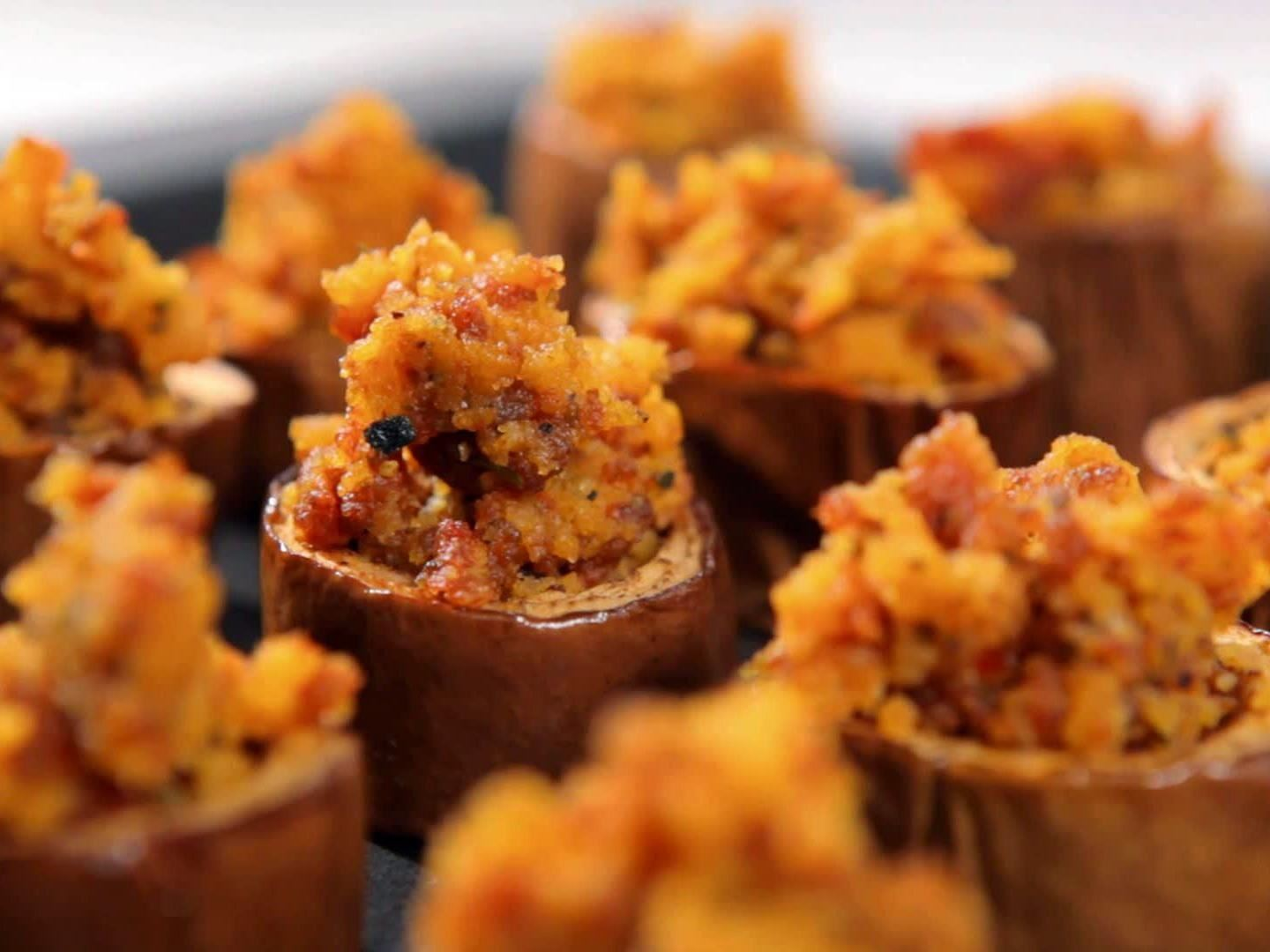 8 Edible Cups That Make Finger Foods a Snap