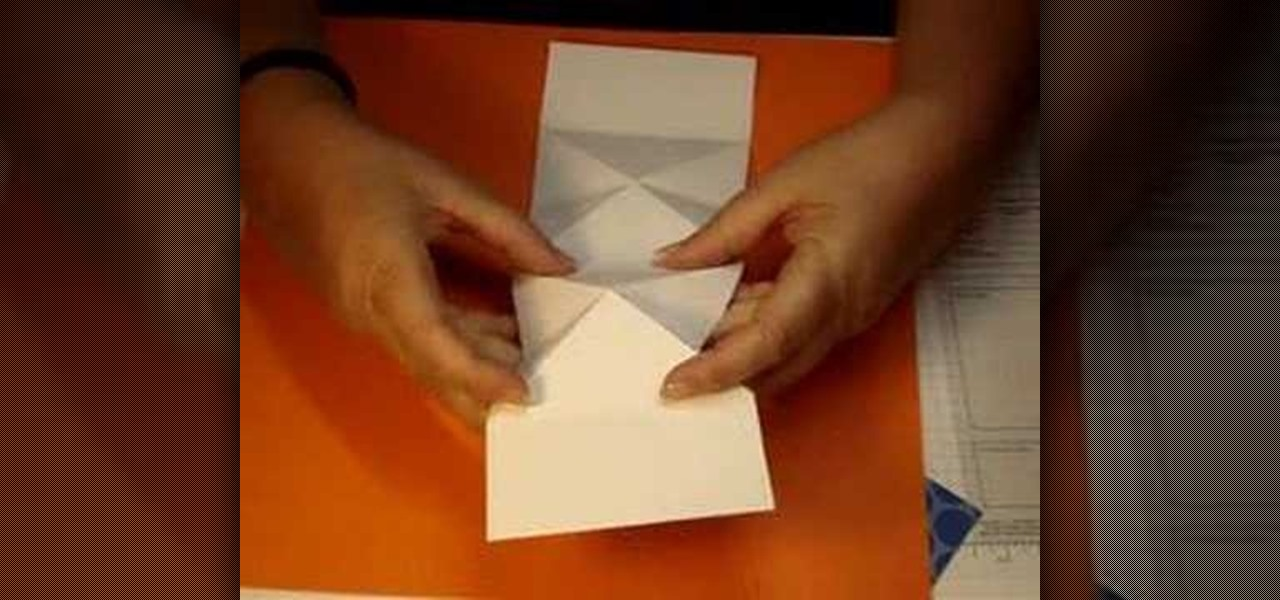 How To Make An Explosion Greeting Card Papercraft WonderHowTo