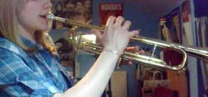 Get started playing the trumpet