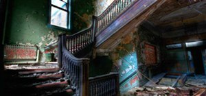 Not Your Normal Abandoned Building