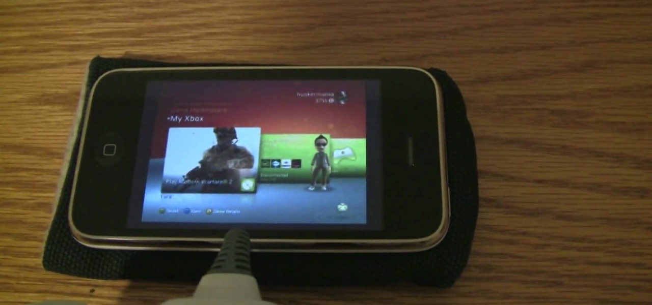 How To Play Xbox 360 On Iphone 3gs 171 Smartphones