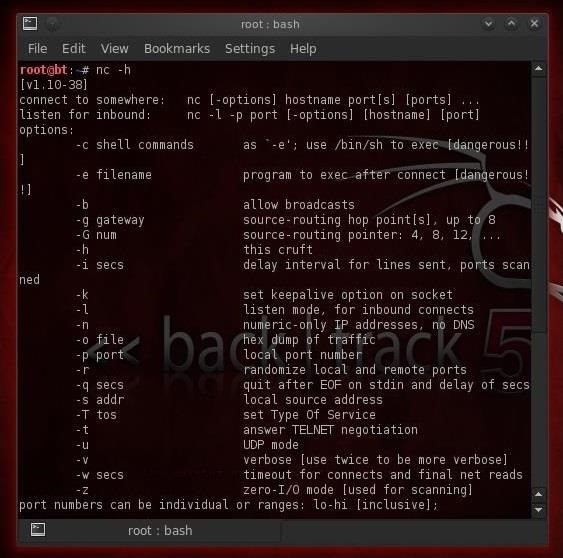 Hack Like A Pro How To Use Netcat The Swiss Army Knife