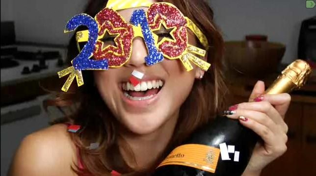How to Celebrate 2011 with These Fun New Year's Eve Party Ideas