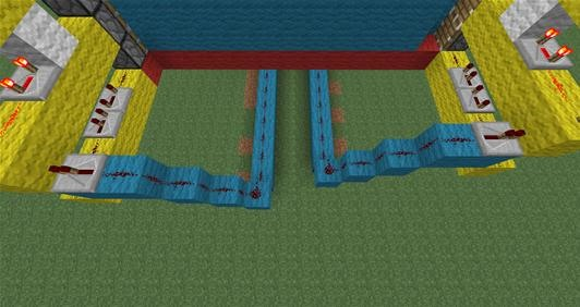 How to Create a Working Movie Screen in Minecraft with Pistons and Redstone