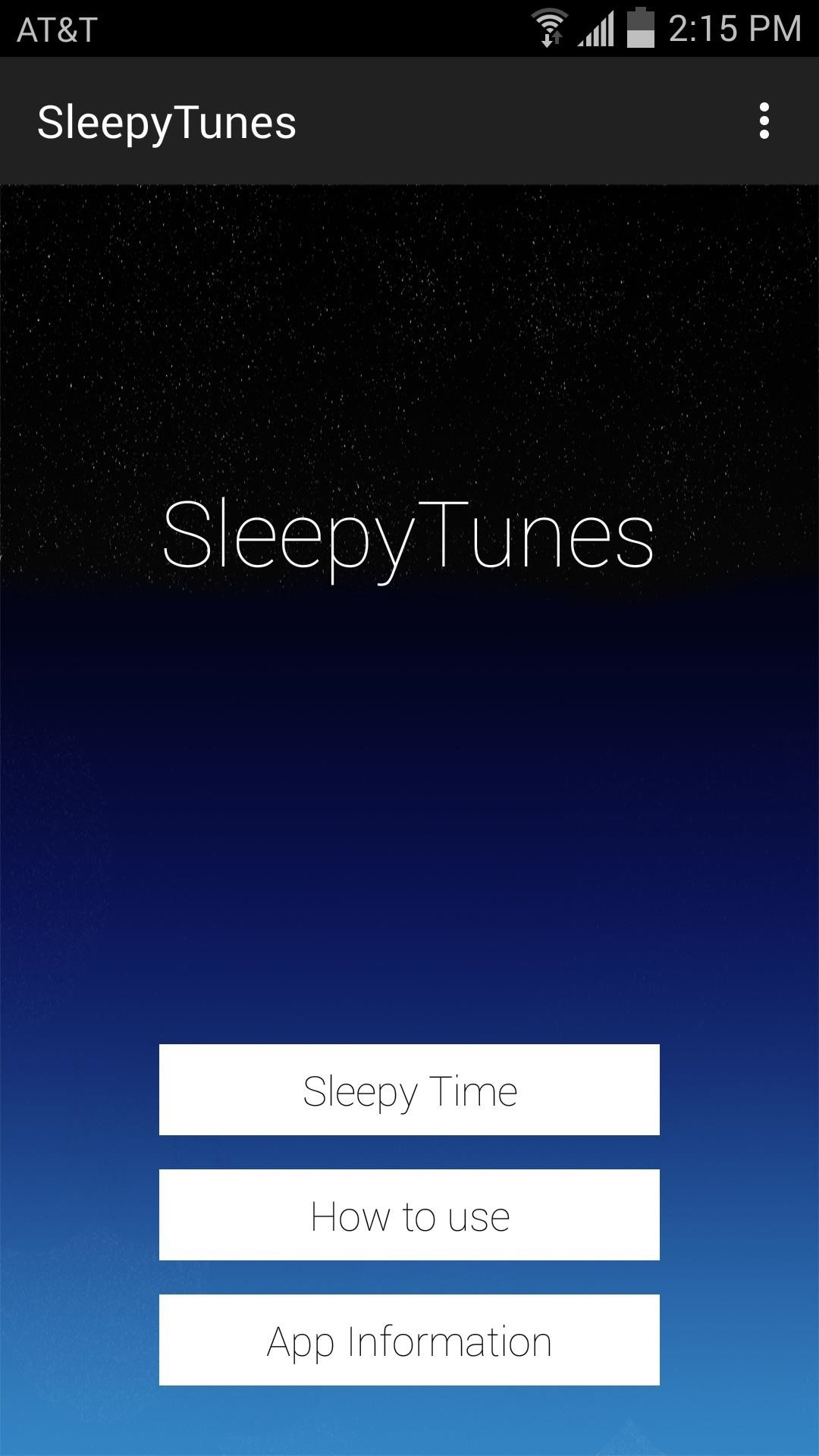 Auto-Lower Music Volume Gradually on Android to Drift Off to Sleep More Peacefully