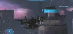 "Earn the ""I Didn't Train To Be A Pilot"" achievement in Halo Reach on Xbox 360"