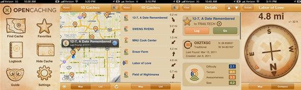 Geocaching Made Easy with Garmin's Android and iPhone Apps