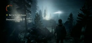 Walkthrough Episode 1 (Nightmare) in Alan Wake on Nightmare Difficulty