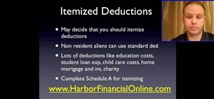 Use the IRS tax deduction calculator
